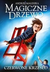 Okładka książki Czerwone krzesło Andrzej Maleszka