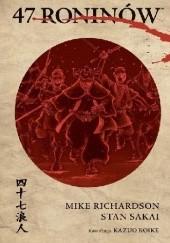Okładka książki 47 roninów Stan Sakai,Mike Richardson