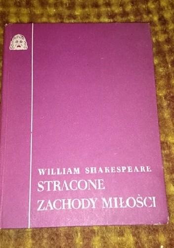 Cytat William Shakespeare Miłość Jest Marą Miłość