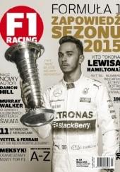 Okładka książki F1 Racing, nr 128 / marzec 2015 Redakcja magazynu F1 Racing