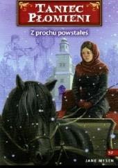 Okładka książki Z prochu powstałeś Jane Mysen