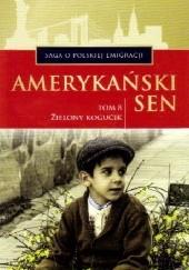 Okładka książki Zielony kogucik Marian Piotr Rawinis