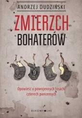 Okładka książki Zmierzch bohaterów Andrzej Dudziński