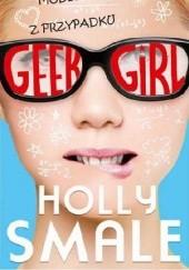 Okładka książki Modelka z przypadku Holly Smale