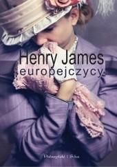 Okładka książki Europejczycy Henry James