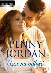 Okładka książki Czas na miłość Penny Jordan