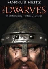 Okładka książki The Dwarves Markus Heitz