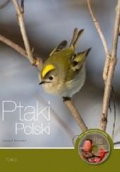 Okładka książki Ptaki Polski. Tom II Andrzej G. Kruszewicz