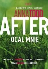 Okładka książki After. Ocal mnie Anna Todd