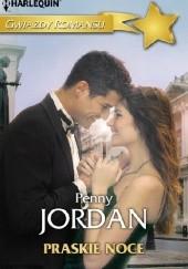 Okładka książki Praskie noce Penny Jordan