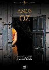Okładka książki Judasz Amos Oz