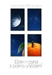Okładka książki Dziewczyna z pomarańczami Jostein Gaarder