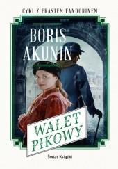 Okładka książki Walet pikowy Boris Akunin