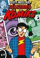 Okładka książki Zrozumieć komiks Scott McCloud