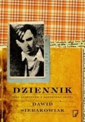 Okładka książki Dziennik. Pięć zeszytów z łódzkiego getta Dawid Sierakowiak