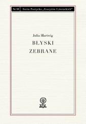 Okładka książki Błyski zebrane Julia Hartwig