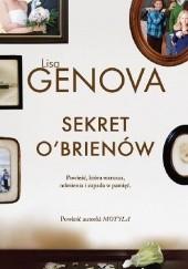 Okładka książki Sekret OBrienów Lisa Genova