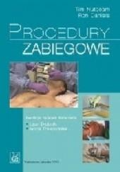 Okładka książki Procedury zabiegowe Tim Nutbeam,Ron Daniels