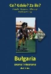 Okładka książki Bułgaria znana i nieznana Skarlet Albert