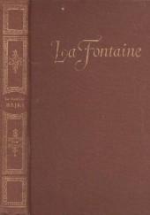 Okładka książki Bajki. Wybór Jean de La Fontaine