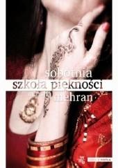 Okładka książki Sobotnia szkoła piękności Marsha Mehran
