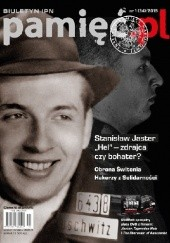Okładka książki Pamięć.pl 1/2015 Instytut Pamięci Narodowej (IPN)