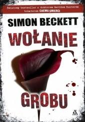 Okładka książki Wołanie grobu Simon Beckett