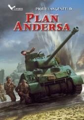 Okładka książki Plan Andersa Piotr Langenfeld