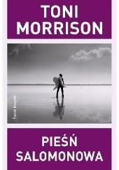 Okładka książki Pieśń Salomonowa Toni Morrison