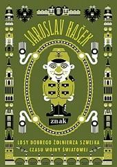 Okładka książki Losy dobrego żołnierza Szwejka czasu wojny światowej Jaroslav Hašek