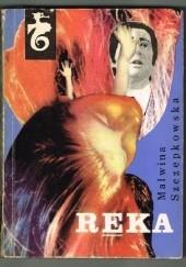 Okładka książki Ręka Malwina Szczepkowska