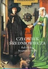 Okładka książki Człowiek średniowiecza Jacques Le Goff