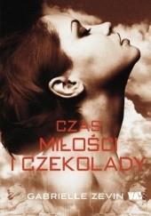Okładka książki Czas miłości i czekolady Gabrielle Zevin