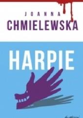 Okładka książki Harpie Joanna Chmielewska