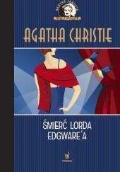 Okładka książki Śmierć lorda Edgware'a Agatha Christie