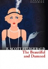 Okładka książki The Beautiful and Damned