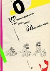 Okładka książki O wiadukcie kolejowym, który chciał zostać mostem nad rzeką Tina Oziewicz,Marta Ignerska