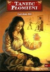 Okładka książki Gorzkie dni Jane Mysen