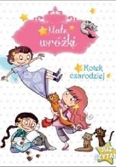 Okładka książki Małe wróżki. Kotek czarodziej. Już czytam! Sophie de Mullenheim