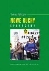 Okładka książki Nowe ruchy społeczne Tadeusz Paleczny