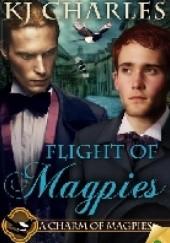 Okładka książki Flight of Magpies K.J. Charles