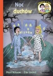 Okładka książki Noc duchów Moni Nilsson