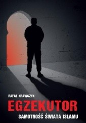 Okładka książki Egzekutor Rafał Krawczyk