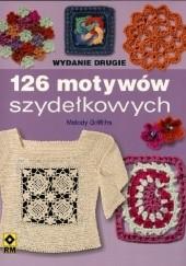 Okładka książki 126 motywów szydełkowych Melody Griffiths