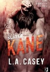 Okładka książki Kane L.A. Casey