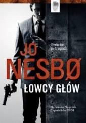 Okładka książki Łowcy głów Jo Nesbø