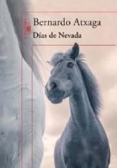 Okładka książki Días de Nevada Bernardo Atxaga