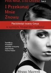 Okładka książki I przekonaj mnie znowu Megan Maxwell