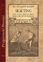 Okładka książki Skauting i wytyczne kierunki pracy narodowo-wychowawczej Dr. Herman Mojmir