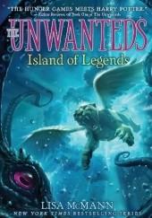 Okładka książki Island of Legends Lisa McMann